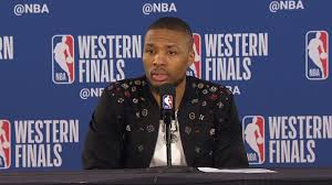 Damian Lillard Postgame Interview ...