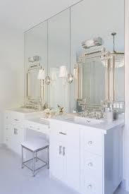 pearl beaded greek key mirrors on full