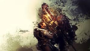 gears of war wallpaper clash by