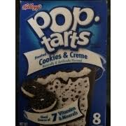 pop tarts toaster pastries frosted