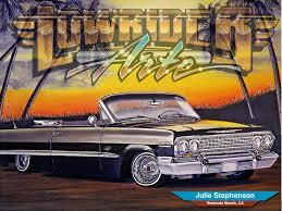 wallpaper julie stephenson lowrider