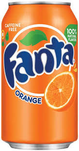fanta orange 12 oz coca cola