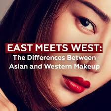 differences between asian and western