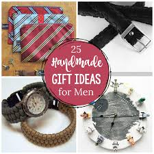 25 great handmade gifts for men crazy