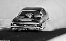 drag race burnout race car drag strip