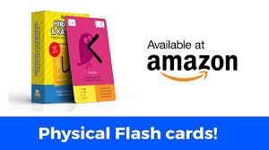 hiragana katakana flash cards learn