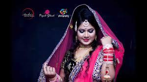non bengali bridal makeup tutorial