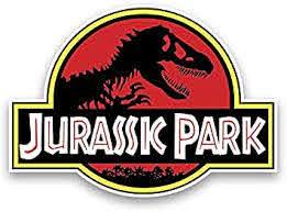 Amazon Com Jurassic Park Vinyl Sticker Decal 15 Automotive