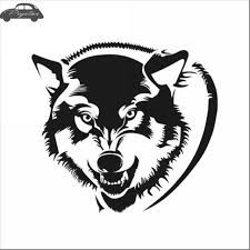 Wolf Hunters Clipart Hunt Wolf Decal Hunting Club Sticker Hollow Sticker Hunter Car Christos Holliefindlaymusic Com