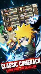 Great Ninja War: Global Battle for Android - APK Download