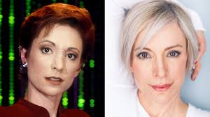 Nana Visitor Says She Wanted To Be Captain Janeway, Explains Why ...