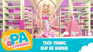 Trò chơi thời trang búp bê Barbie - trình diễn thời trang - YouTube