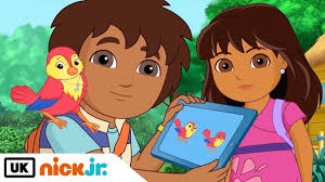 dora and friends for the birds nick