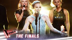 The Finals: Natasha Stuart sings ...
