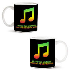 buy motivate box music quotes set of printed white coffee