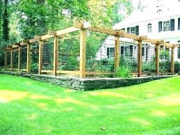 deer proof fence garden resistant