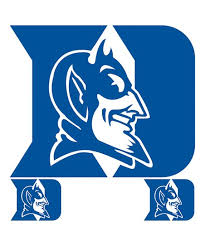 Trademarx Wall Decor Duke University Blue Devils Licensed Wall Decal Zulily