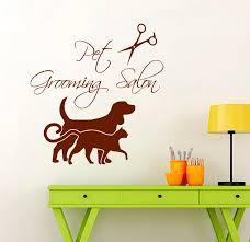 Walking Cat And Dog Silhouette Cute Wall Sticker Home Special Decor Nursery Bedroom Decor Vinyl Wall Decal Creative Mural Wm 453 Vinyl Wall Decals Wall Stickerdecorative Vinyl Aliexpress