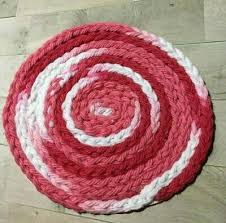scale round braided rug rug12