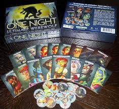 one night ultimate werewolf onuwbez
