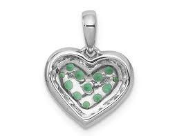 10 carat ctw natural green emerald