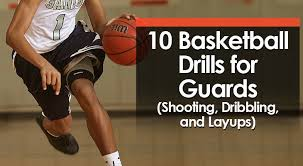 10 basketball drills for guards