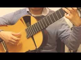 Ballade Pour Adeline; Guitar Cover (+One Man Band) - YouTube