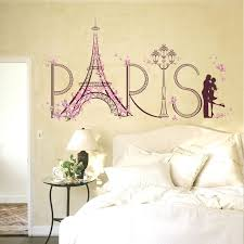 Home Decor Wall Sticker Paris Eiffel Tower Romantic Removable Pvc Room Stickers Ebay Wall Stickers Bedroom Wall Stickers Paris Paris Room Decor