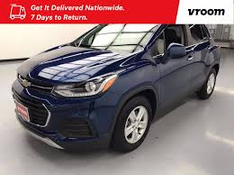 used chevrolet trax in saint