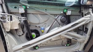 window regulator replacement an