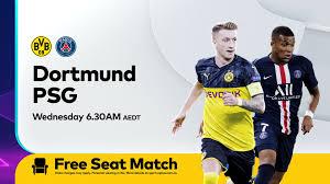 Borussia Dortmund v Paris Saint-Germain-UEFA Champions League 18 ...