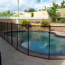 Gli Inground 4 X 10 Ft Pool Safety Fence Pool Supplies Canada
