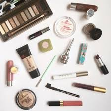 my everyday makeup routine sparkles