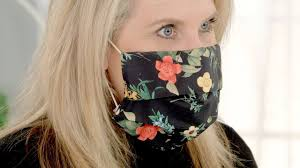 Easy-to-make Cozy Face Mask Cover - YouTube