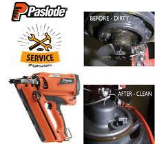 paslode im350 li ion first fix nail gun