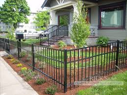 Pin By Rebecca Spanbauer On Exterior Painting Backyard Fences Front Yard Fence Fence Design