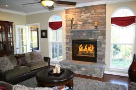 agape construction company fireplaces