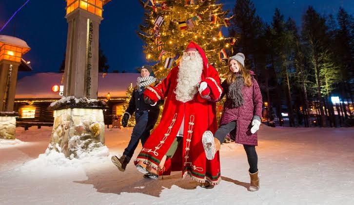 Passpod, Santa Clause Village
