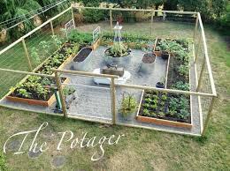 Best Vegetable Garden Fence Ideas Vegetable Garden Deer Fence Designs Deer Proof Vege Fenced Vegetable Garden Vegetable Garden Planning Small Vegetable Gardens