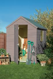 Shed Forest Mushroom Painted Garden Sheds Cuprinol Garden Shades Shed Colours