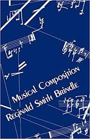 Musical Composition: Brindle, Reginald Smith: 9780193171077 ...