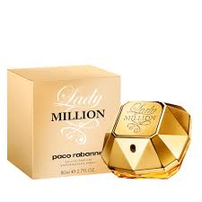 paco rabanne lady million 80ml the