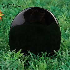 kiwarm 5 5cm 7 3cm large black obsidian