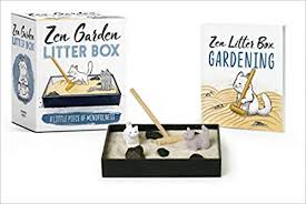 zen garden litter box a little piece