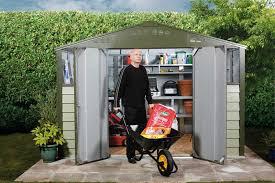 matlock apex fire resistant metal sheds
