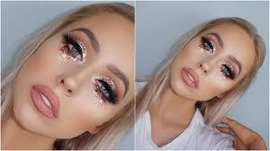 kat von d festival makeup tutorial