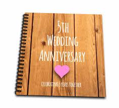 3drose 5th wedding anniversary gift