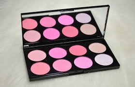 makeup revolution all about pink ultra