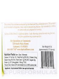 apricot kernels 8 oz by apricot power