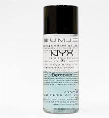 nyx cosmetics eye lip makeup remover